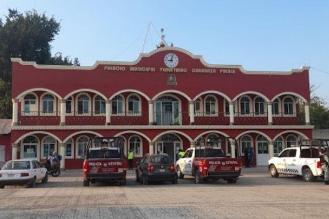 Registran brote de Covid en ayuntamiento de V. Carranza