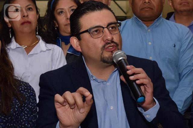 Fracasarán juicios contra proceso interno del PAN, prevé Alcántara