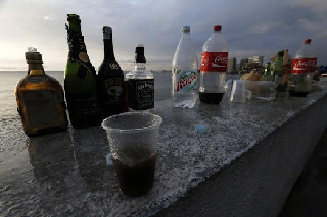 Muere hombre en las Hadas, víctima de alcoholismo