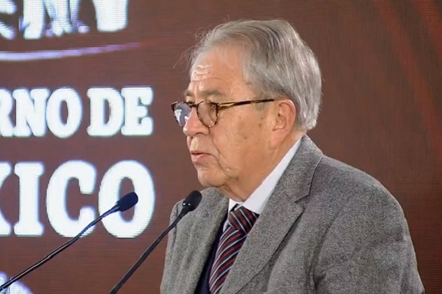 Jorge Alcocer precisa que han muerto 109 personas por explosión en Hidalgo