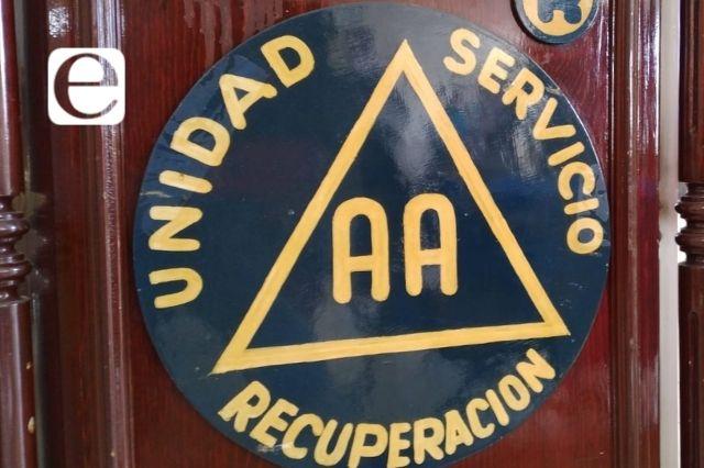 Lucran con imagen de Alcohólicos Anónimos en Tehuacán