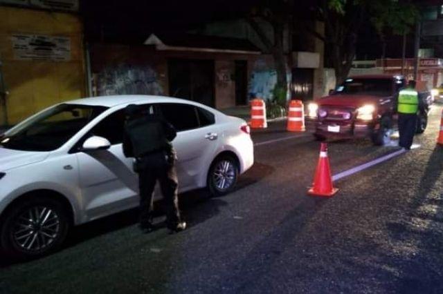 Regresa operativo Alcoholímetro a Tehuacán