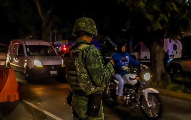 Sigue vigente el operativo alcoholímetro en Puebla: SSPTM