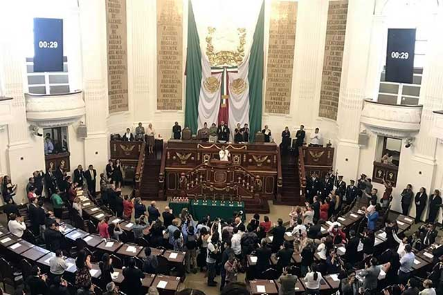 Mancera envía terna a la ALDF para nuevo delegado de Venustiano Carranza