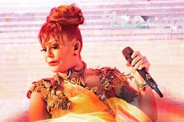 Operan de emergencia a Alejandra Guzmán y cancela concierto