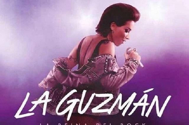 Revelan primer póster de la bioserie de Alejandra Guzmán