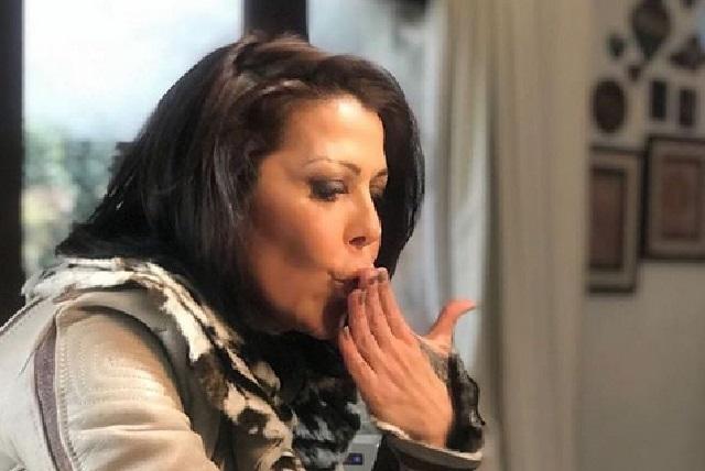 Así reaccionó Alejandra Guzmán ante la muerte de Viridiana