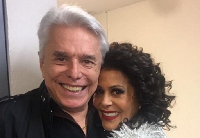 Alejandra Guzmán agradece apoyo de Enrique Guzmán durante concierto