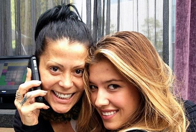 La Guzmán habla del pleito de Frida Sofía y Michelle Salas