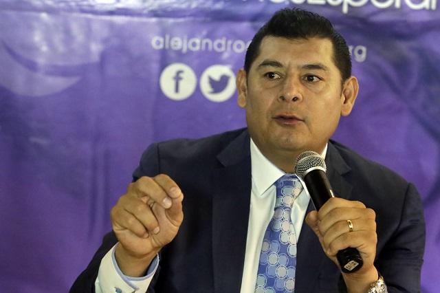 Venceré a Enrique Cárdenas en la encuesta de Morena: Armenta