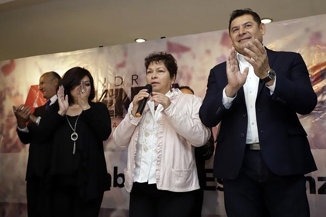 INE exonera a Armenta en queja por campaña anticipada