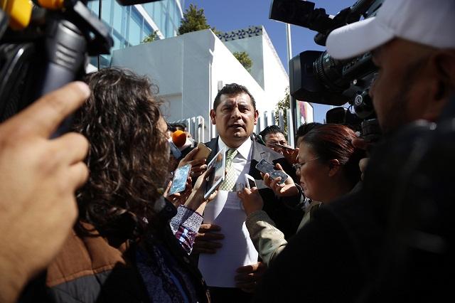 Cifra de presos y perseguidos políticos creció en Puebla con RMV: Armenta