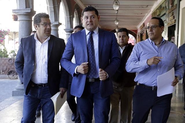 Armenta presentará una denuncia por espionaje y amenazas, anuncia