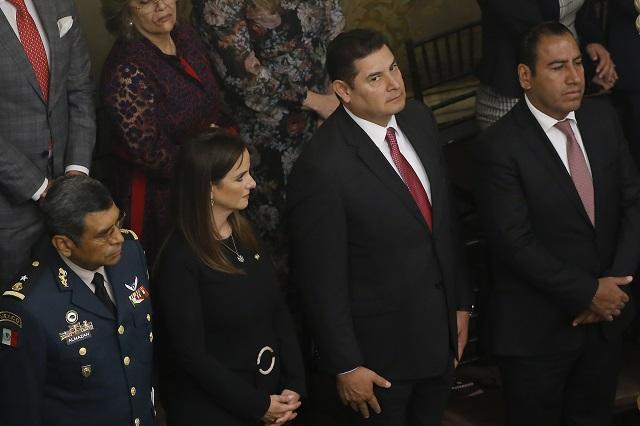 Proceso de expulsión de Armenta de Morena, sigue vivo