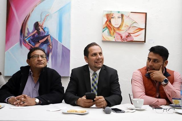 Hay tiempo para que Morena levante en Puebla: Carvajal