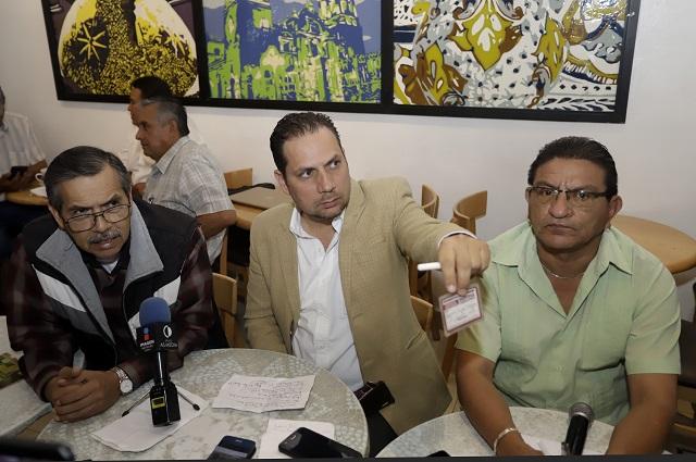 Diputados de Morena cierran filas con nuevo delegado en Puebla