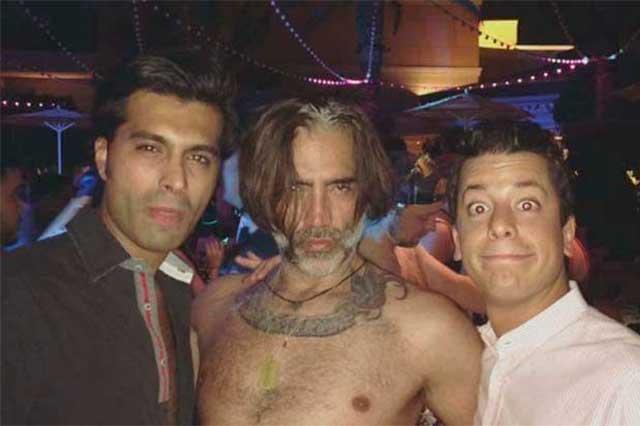 Se mofan con memes de Alejandro Fernández tras fiesta en Las Vegas