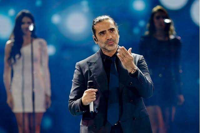 Alejandro Fernández debuta en el género urbano con Sé Que Te Duele
