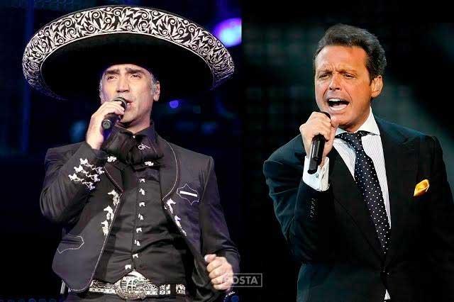 Revelan cuánto le debe Luis Miguel a Alejandro Fernández por cancelar gira