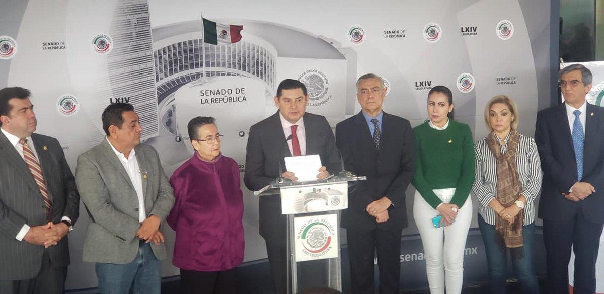 Alejandro Armenta plantea castrar químicamente a violadores y a pederastas