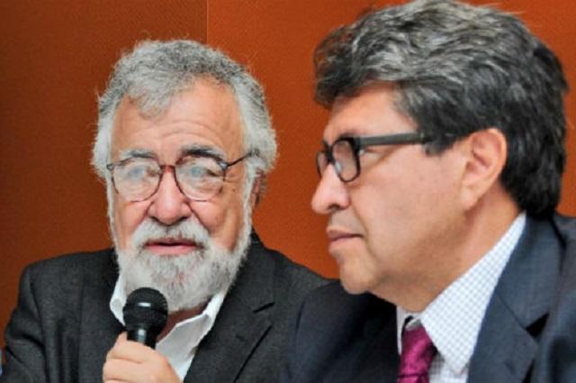 Alejandro Encinas y Ricardo Monreal chocan por desafuero de Huerta