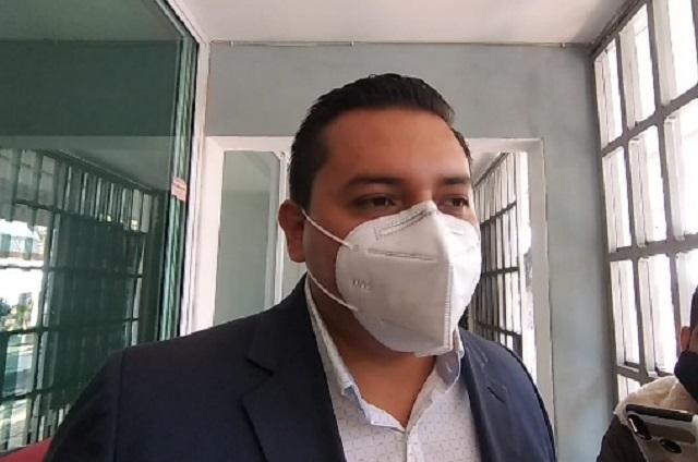 Niega regidor de servicios públicos de Tehuacán actos proselitistas