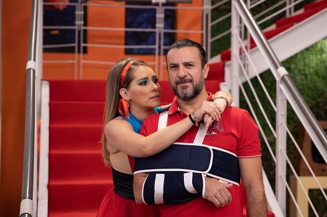 Alejandro Ávlila se va de Las Estrellas Bailan en Hoy
