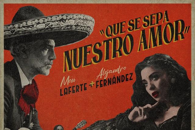 Mon Laferte y Alejandro Fernández unen sus voces