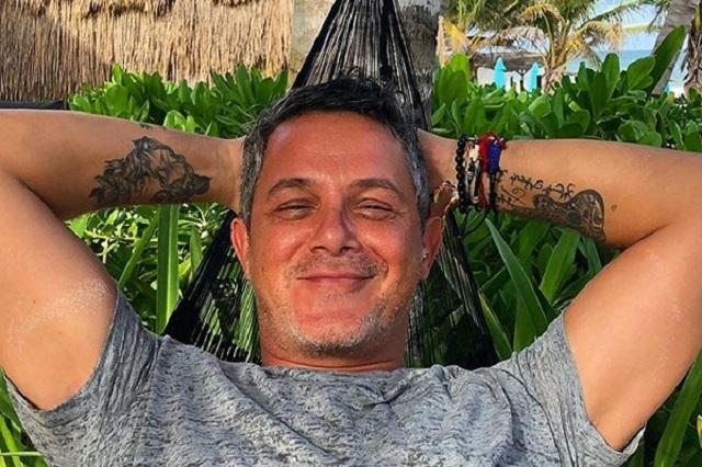 Captan a Alejandro Sanz con su nueva novia en México