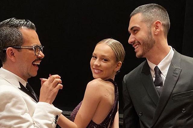 Alejandro Speitzer publica foto con Ester Expósito y causa furor en Instagram