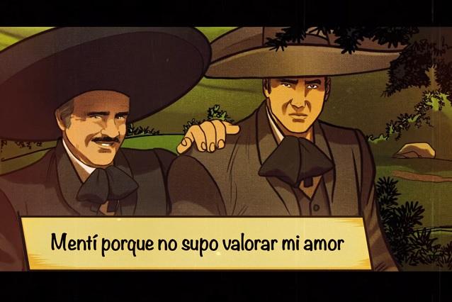 Foto  captura de pantalla YouTube / Alejandro Fernández
