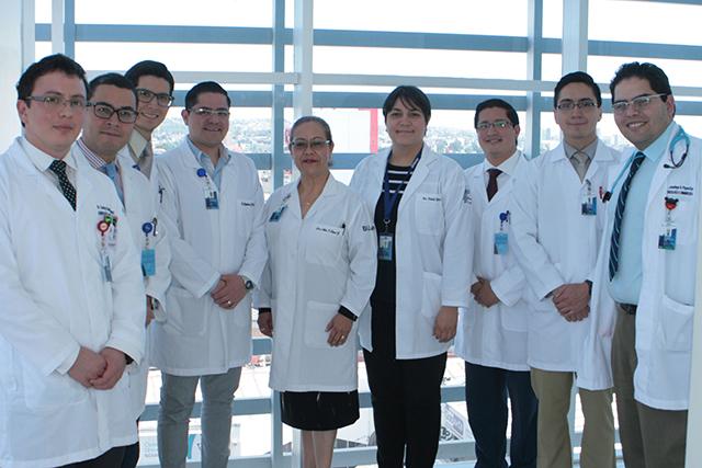 HUP primer formador nacional de alergólogos e inmunólogos clínicos