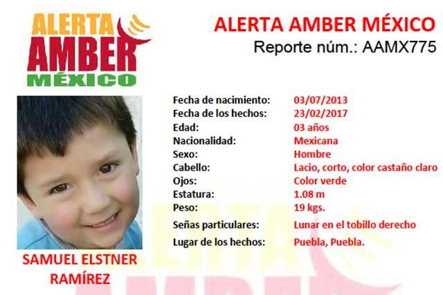 Niegan secuestro de niño en la Romero Vargas; es pleito de custodia