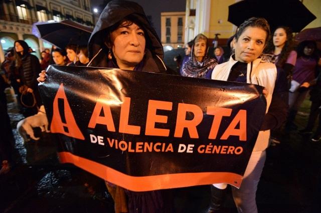 Exige PAN recursos para atender violencia de género en Puebla