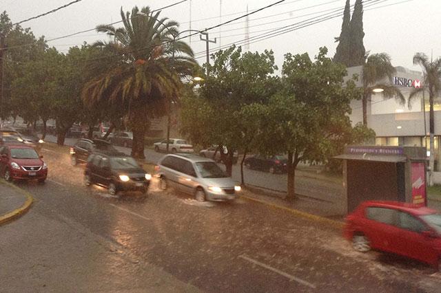 Alerta SMN por bajas temperaturas y lluvias para Puebla