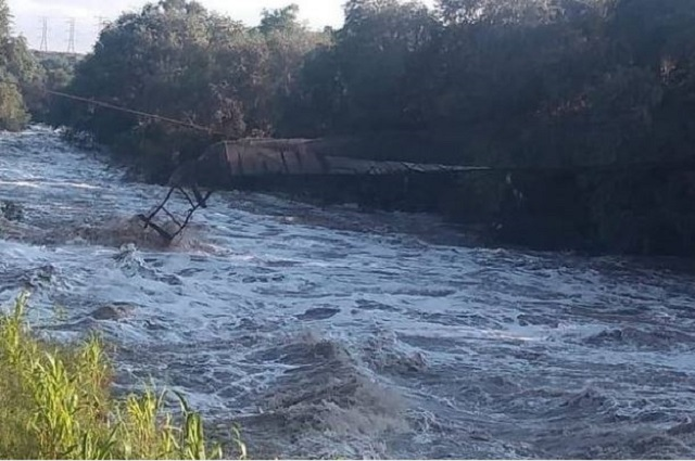 Alerta en Hidalgo por riesgo de que el río Tula se desborde