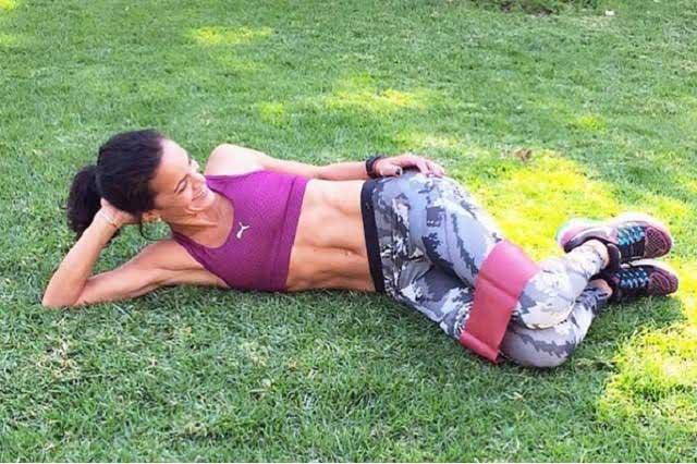 Alessandra Rosaldo pasa de la yoga a ser caballo de Aitana