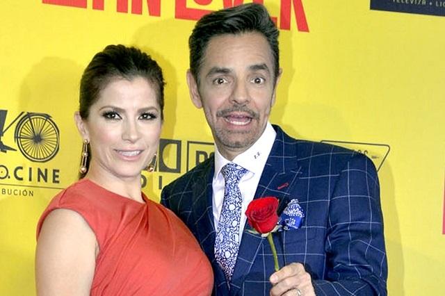Alessandra Rosaldo responde a rumores de divorcio de Eugenio Derbez