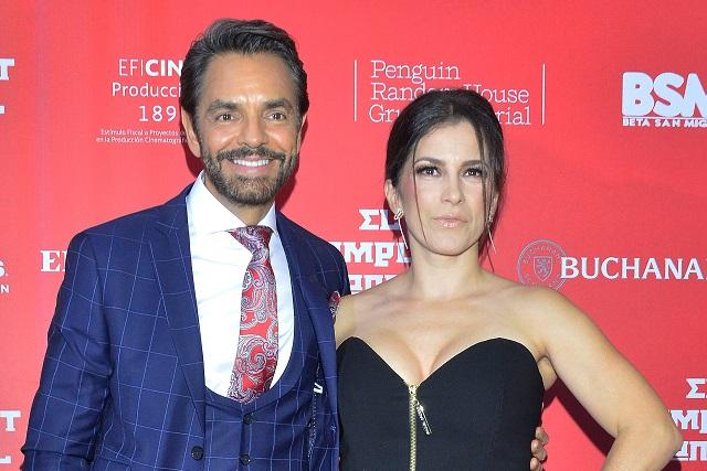 Alessandra Rosaldo envía romántico mensaje a Eugenio Derbez