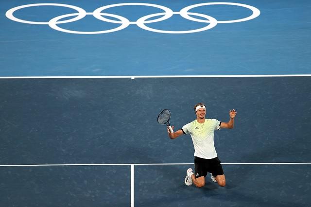 Zverev conquista Tokio y se lleva el oro olímpico en tenis