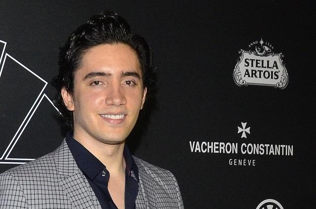 Alex Fernández Jr. revela detalles de su boda y desea ser un papá joven
