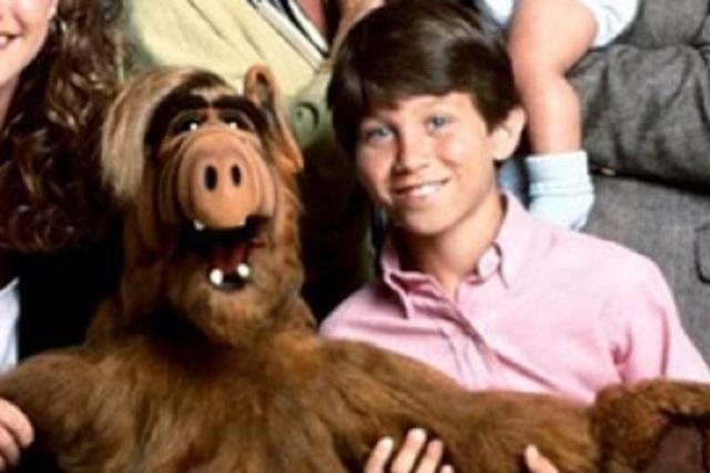 Así se ve en la actualidad Benji Gregory, el pequeño Brian de Alf