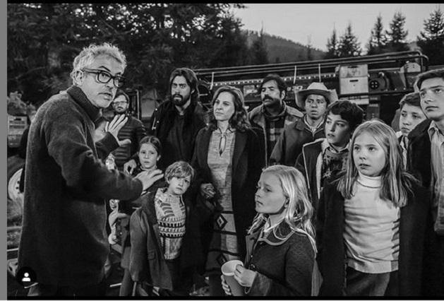 Alfonso Cuarón se queja y Netflix hace cambios en Roma