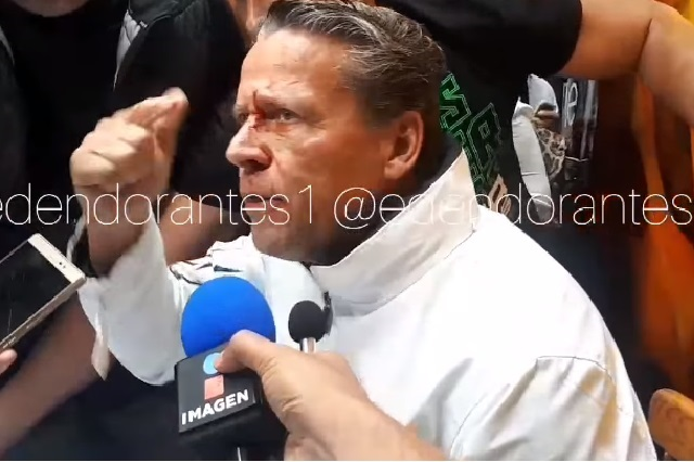 Esto dijo Alfredo Adame tras Violenta agresión de Carlos Trejo