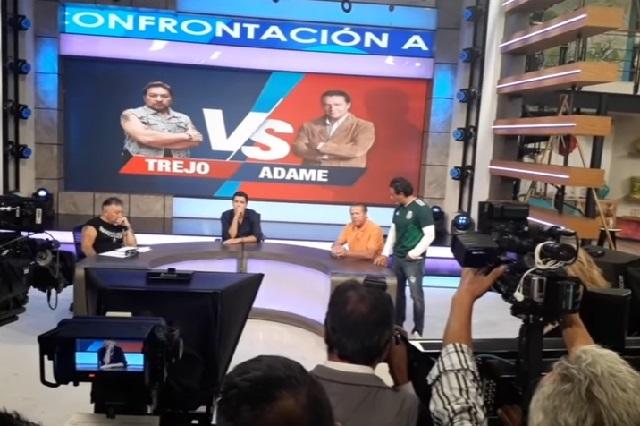 Carlos Trejo llama cobarde a Adame y amenaza ir por él