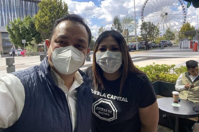 Dialogan PRI, PAN y PRD alianza en Puebla para 2021