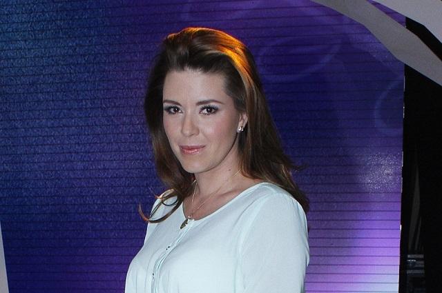 Alicia Machado denuncia acoso por parte del hijo de Hugo Chávez