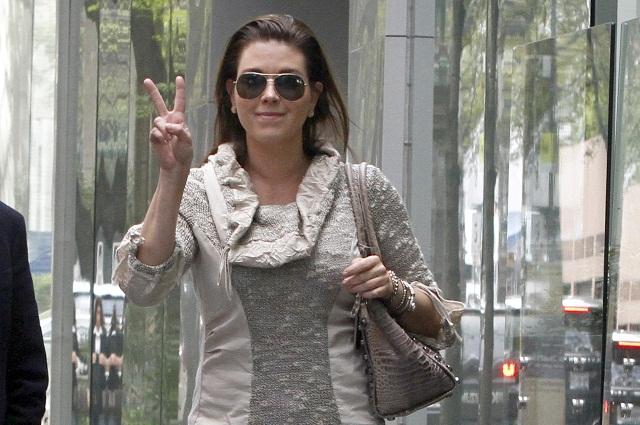 Alicia Machado da detalles de su participación en serie de Luis Miguel