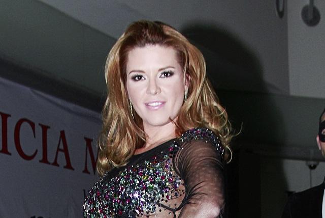 Alicia Machado envía comunicado tras el asesinato de su hermano