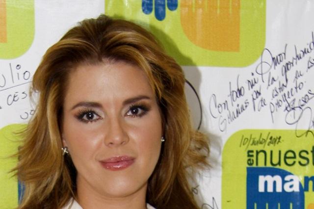 Alicia Machado es víctima de la delincuencia